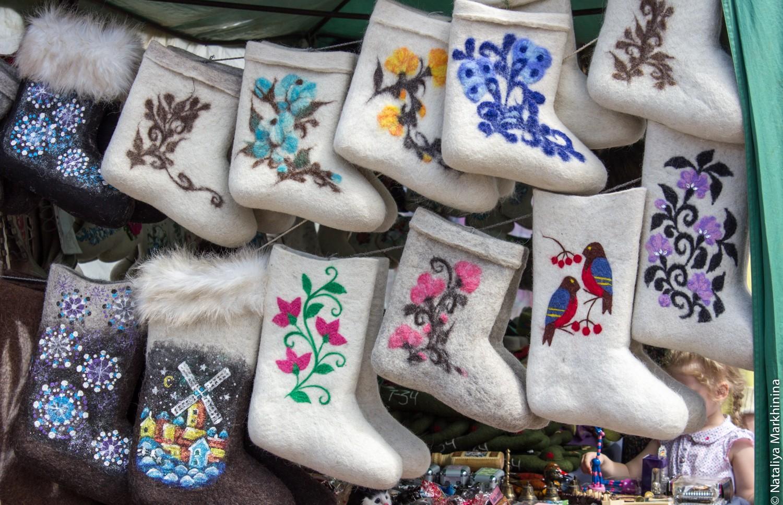 Уникальная русская обувь