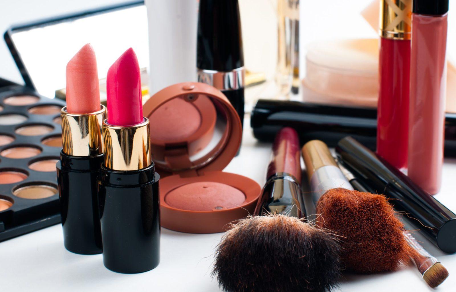 Влияние косметики на здоровье