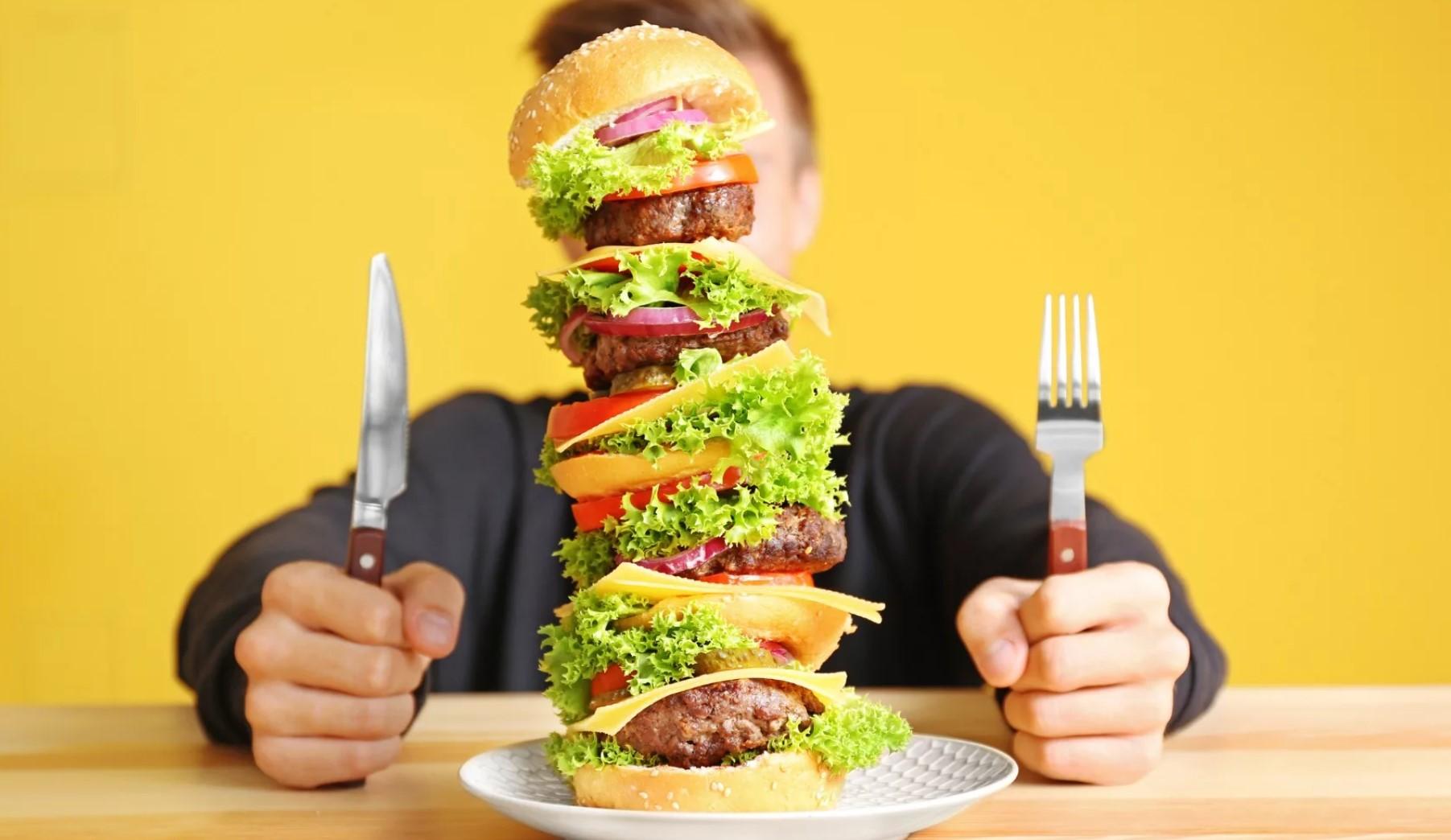 Как не переедать, 10 простых правил и методов избавят вас от переедания